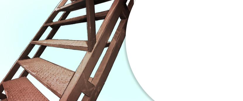 лестница для дачи, лестница для дома