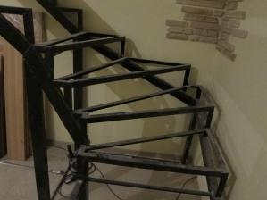каркас лестницы заказать
