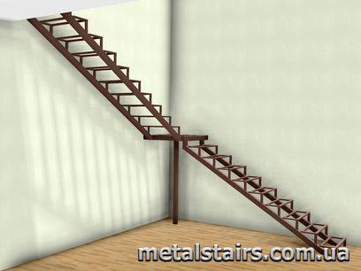 поворотный металлокаркас